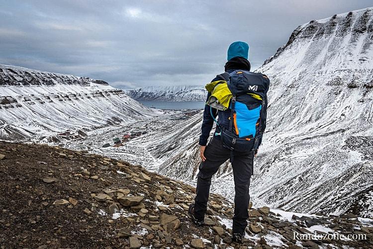 Sac à dos Millet Ubic 30 Homme dans le Svalbard