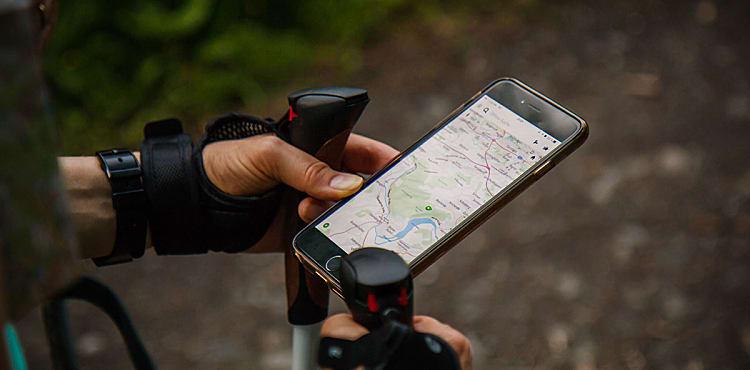 Les tracés gps de randozone pour vos randonnées