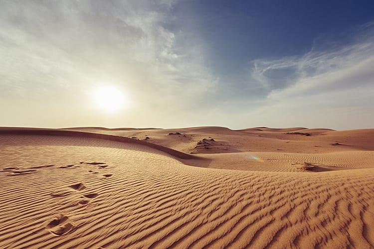 Guide de la randonnée et du trekking dans le Sultanat d'Oman