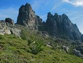 GR 20 : Sentier de Grande Randonnée en Corse