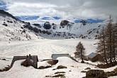 Randonnée pédestre au lac d'Allos
