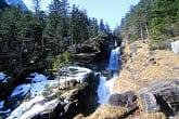 Cascade de Boussès