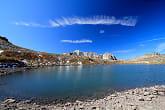 Névache, Lac Long, Lac Rond, Lac des Muandes