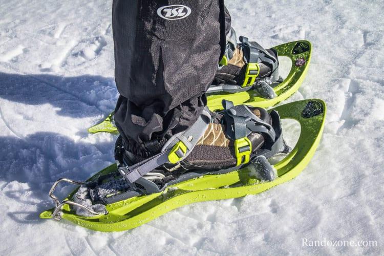 Faut-il des chaussures spéciales pour faire des raquettes à neige ?