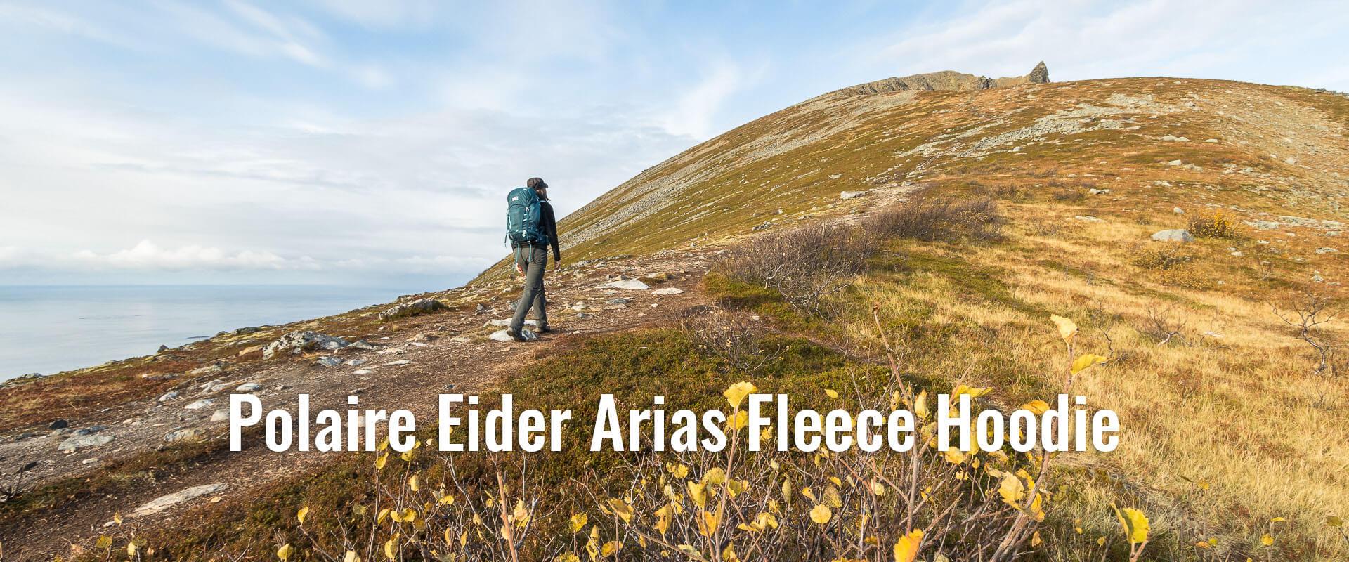 Eider Arias Fleece Hoodie
