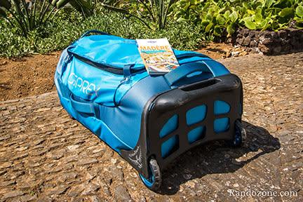 Actualité : Test du sac de voyage Osprey Rolling Transporter 90l