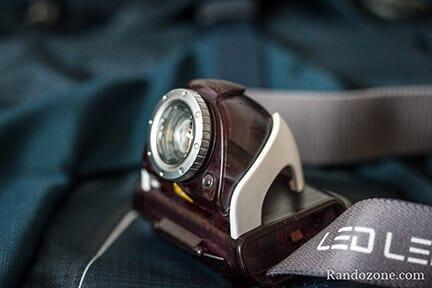 Actualité : Lampe frontale Led Lenser SEO 5