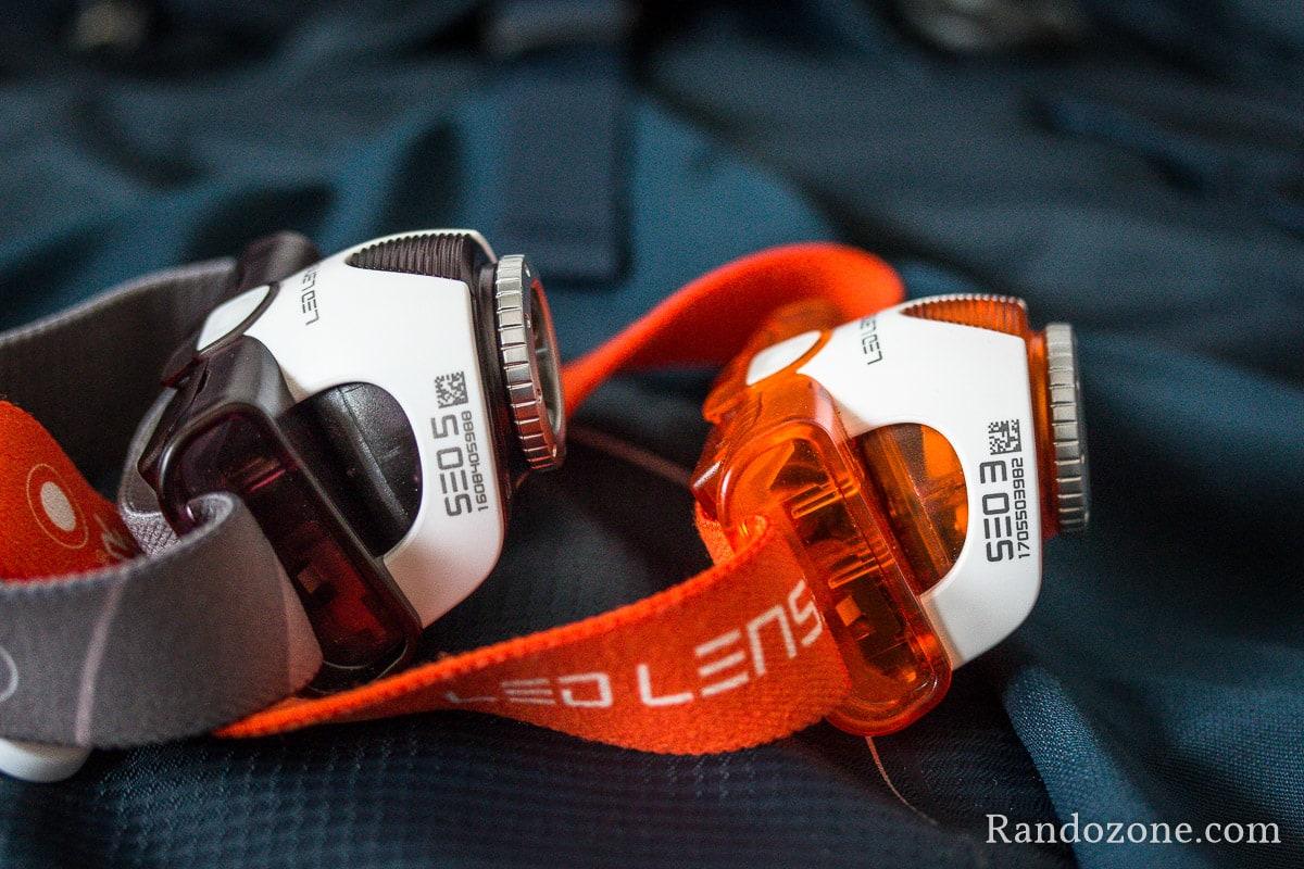 AvisLampe Lenser Frontale Seo Et 5 Led Test ID9EH2
