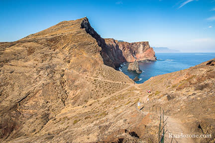 Actualité : Tracé gps Randonnée au Pico do Furado