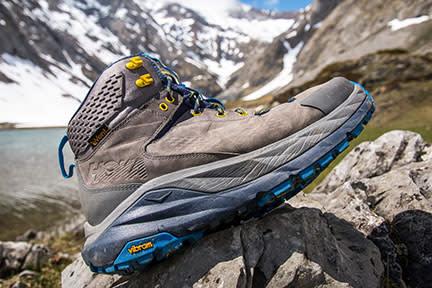 Actualité : Chaussures de randonnée Hoka One One Kaha