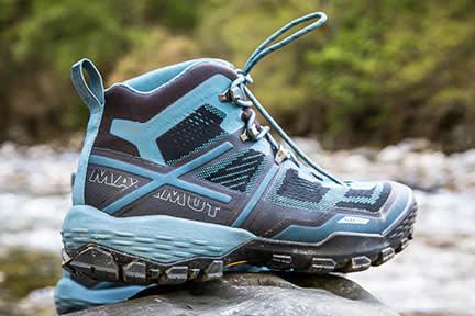 Actualité : Test des chaussures Mammut Ducan Mid Gtx