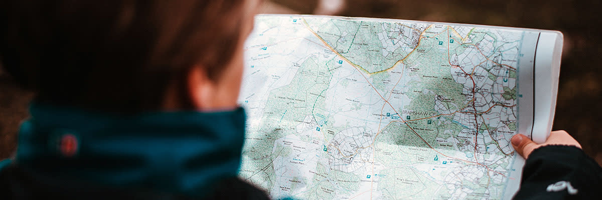Cartes de randonnée