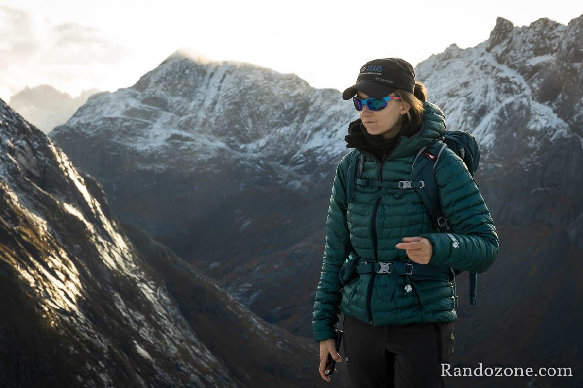 Test et avis : Doudoune Mountain Hardwear Phantom Hoody