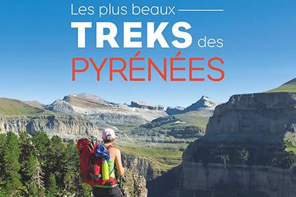 Actualité : Glénat : Les plus beaux treks des Pyrénées