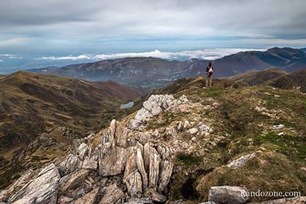 Actualité : Randonnée La Montagnette depuis La Mongie