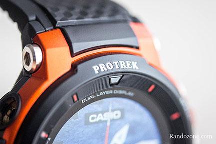 Actualité : Test de la montre Casio ProTrek F30