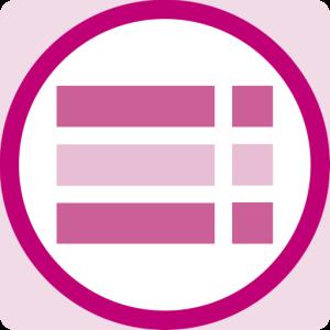 Listig Stack icon