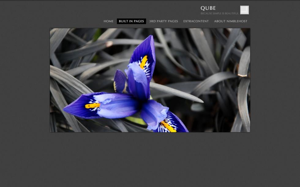 Qube screenshot