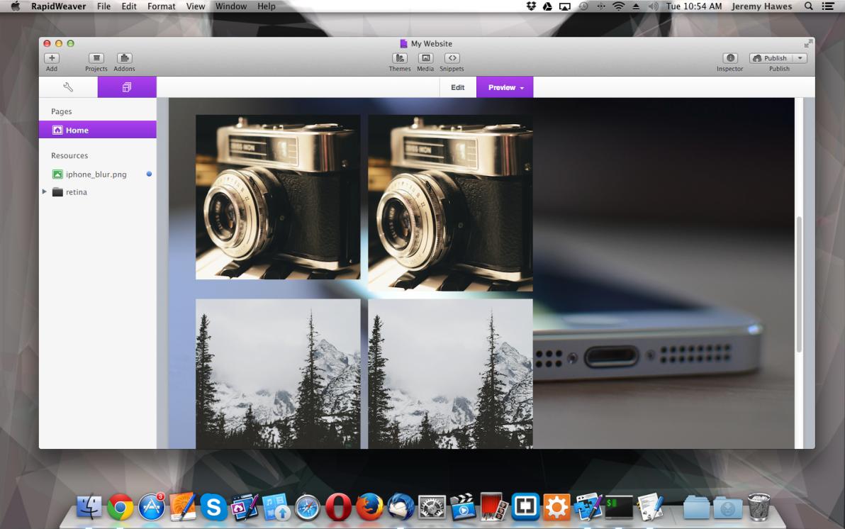 Retina Ready screenshot
