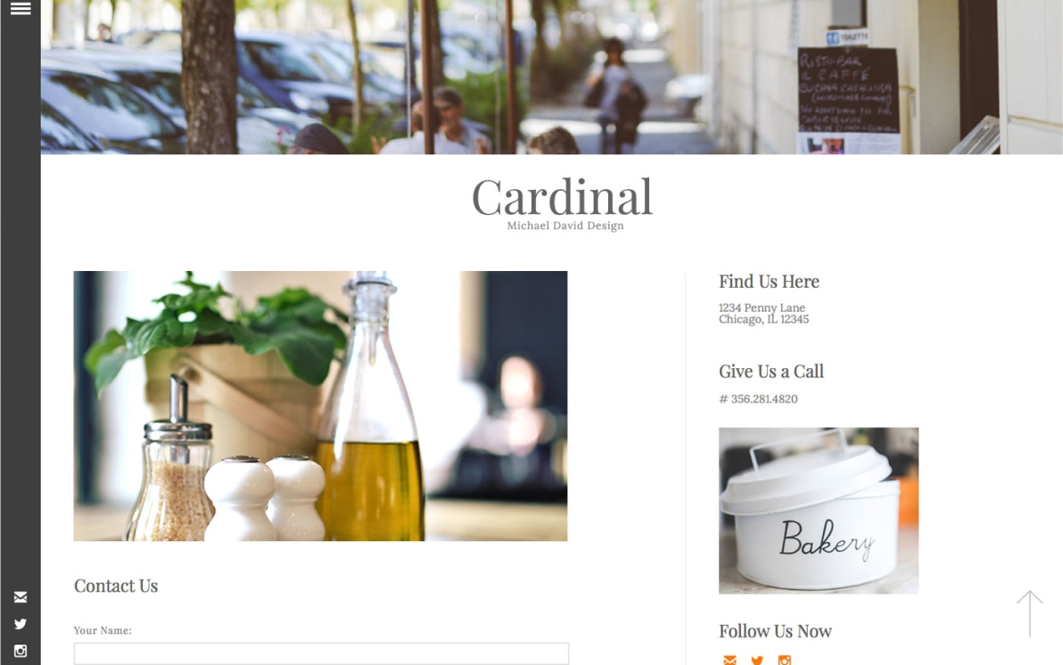 Cardinal screenshot