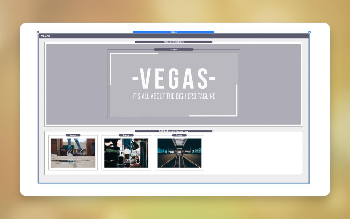 Vegas screenshot