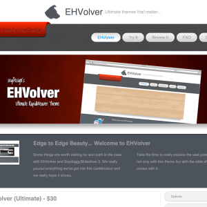 seyDesign EHVolver icon