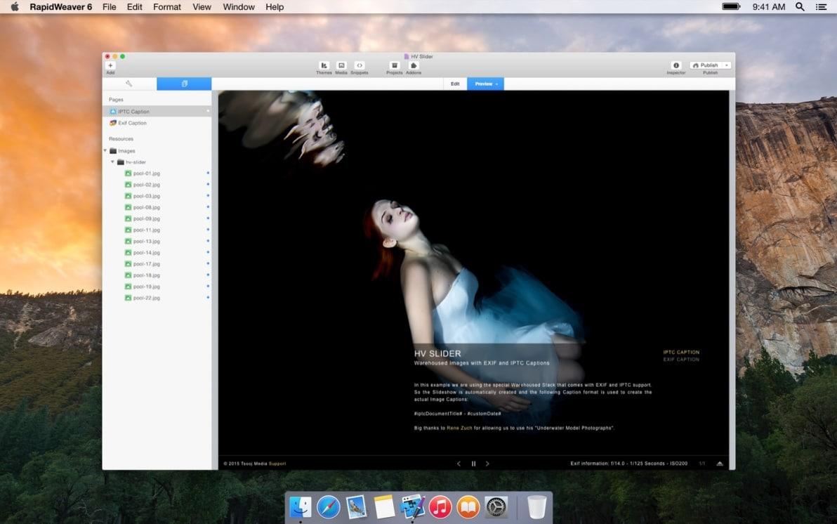 HV Slider screenshot