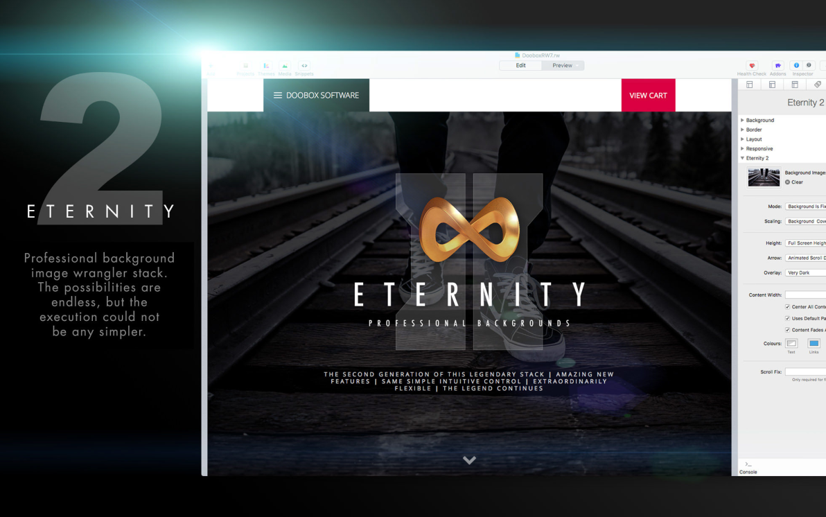 Eternity 2 screenshot
