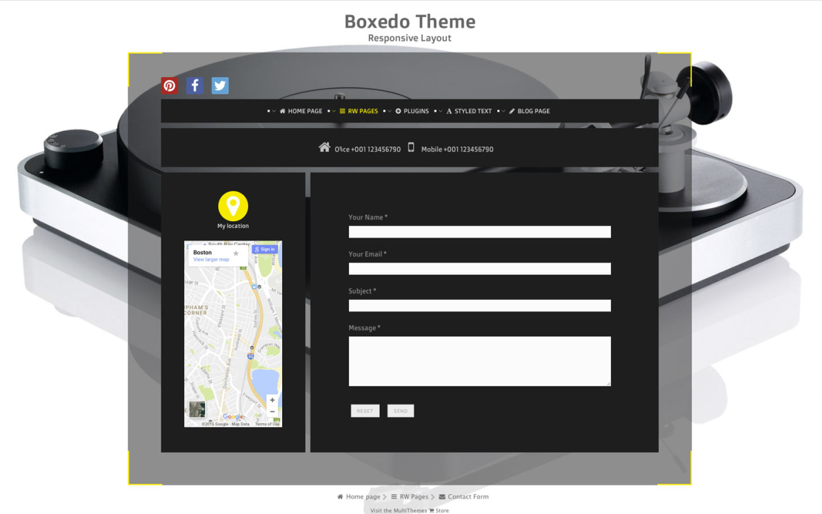 Boxedo screenshot
