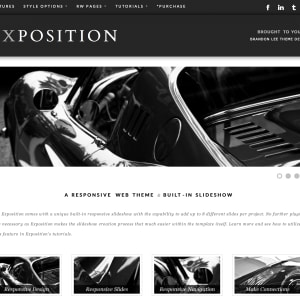 Exposition icon