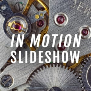 In Motion Slideshow icon