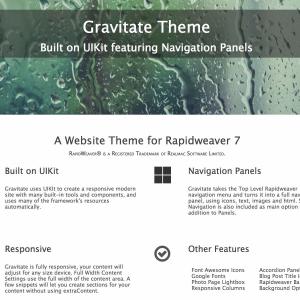 Gravitate Theme icon