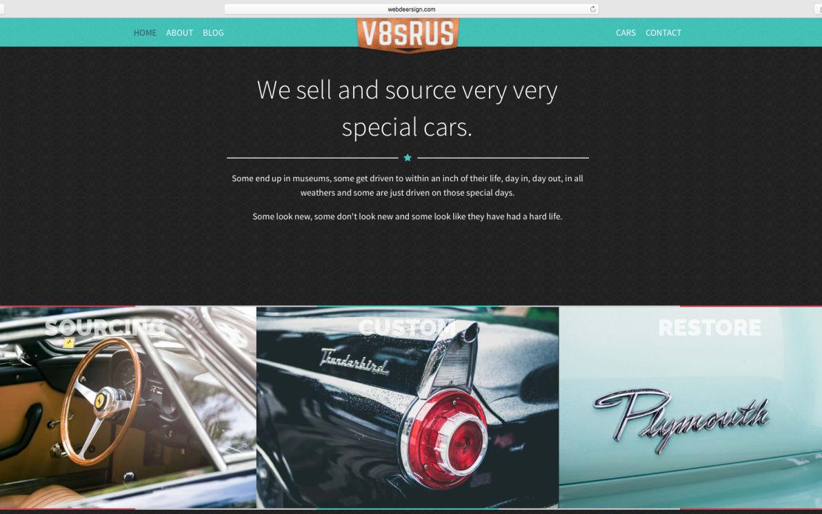 WDS Project 4 screenshot
