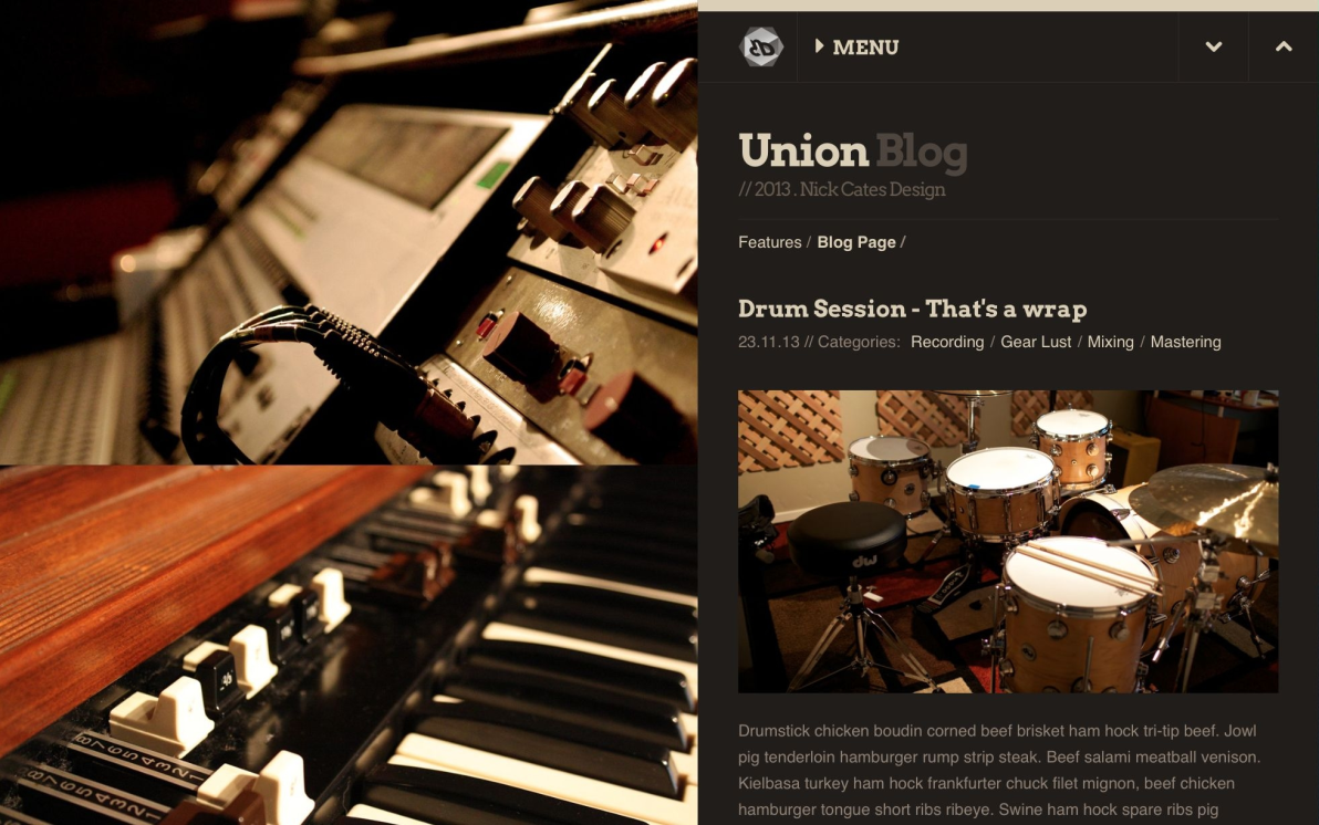 Union screenshot