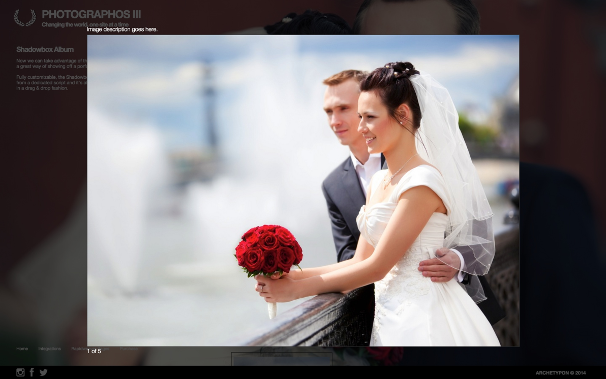 Photographos III screenshot
