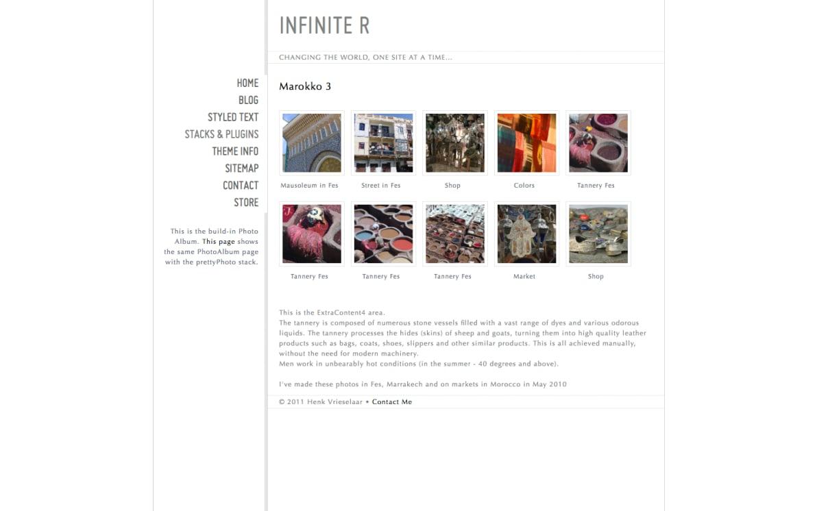 Infinite R screenshot