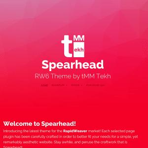 Spearhead Theme icon
