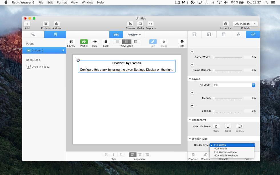 Divider 2 screenshot