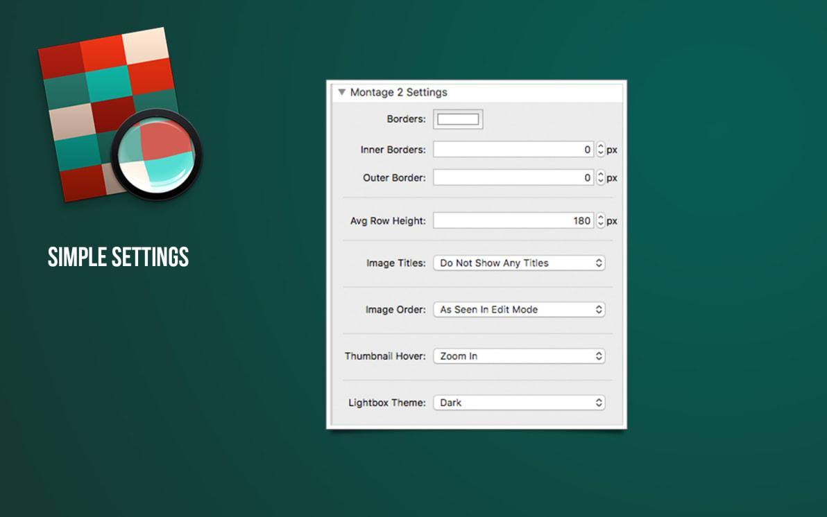 Montage 2 screenshot