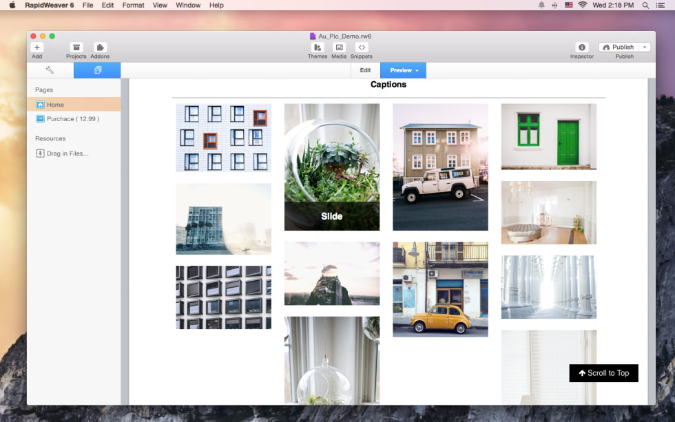 Augment Pic screenshot