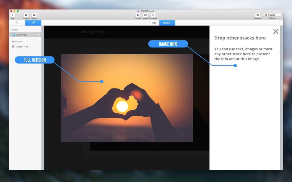 Image Plus screenshot