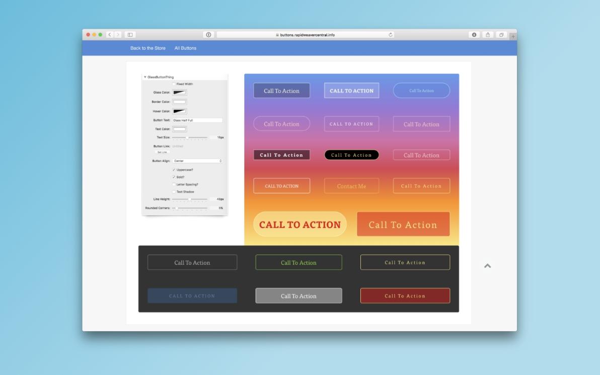 MultiButtonThing screenshot
