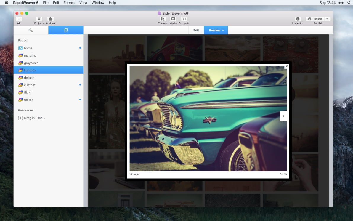 Slider Eleven screenshot