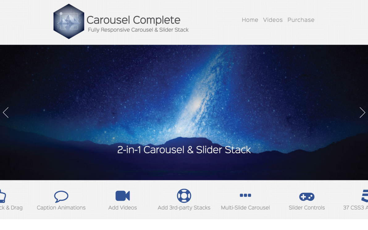 Carousel Complete screenshot