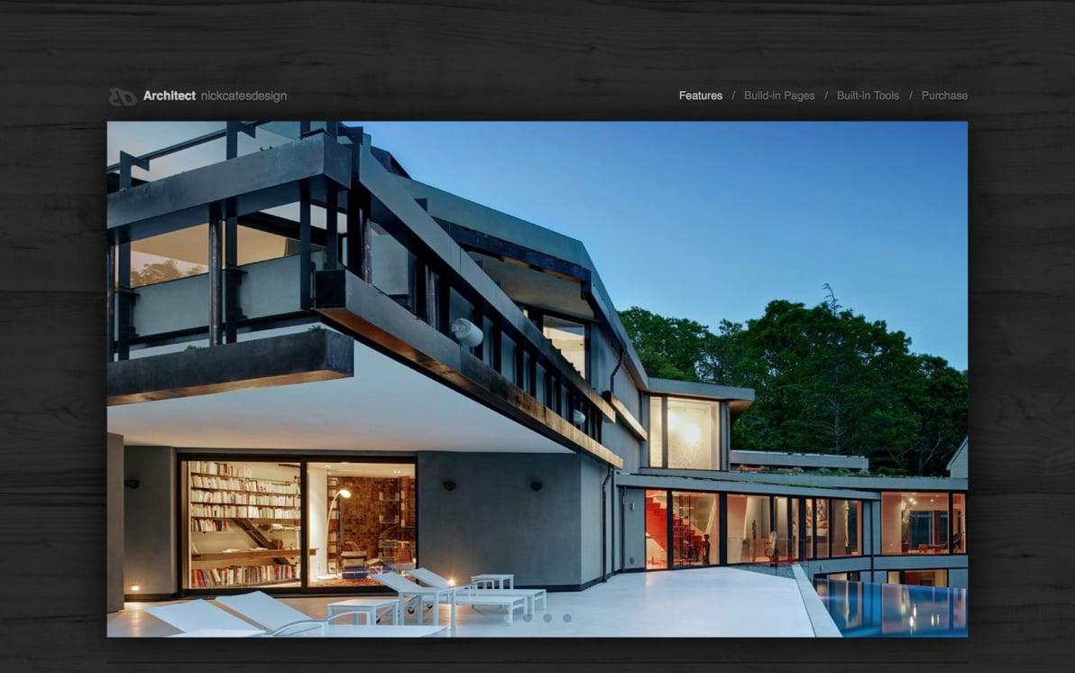 Architect screenshot