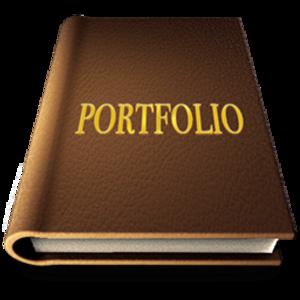 Portfolio Stack icon