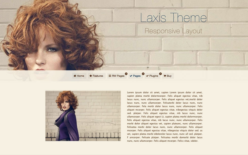 Laxis screenshot