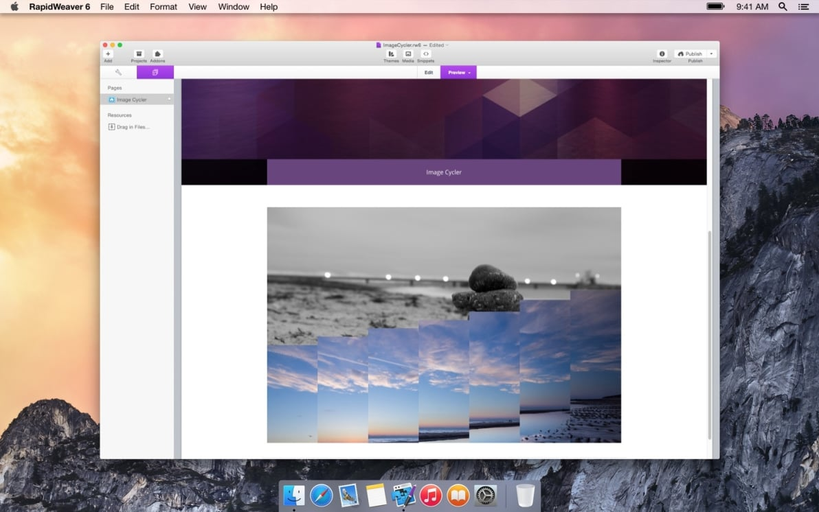 Image Cycler screenshot