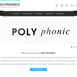Polyphonic icon