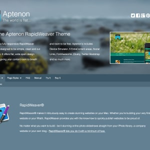 seyDesign Aptenon icon